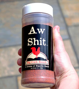AW Shit Hot & Spicy Seasoning - The Southern Yankee