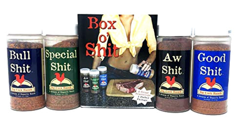 Box O' Shit - 4 Pack - The Southern Yankee