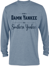 Load image into Gallery viewer, Damn Yankee Long Sleeve T-Shirt - The Southern Yankee