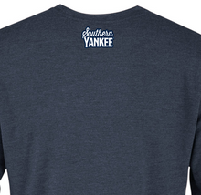 Load image into Gallery viewer, Living that Southern Yankee Life Long-sleeve T-shirt - Southern Yankee
