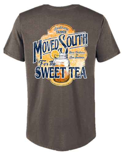 Moved South for the Sweet Tea - The Southern Yankee