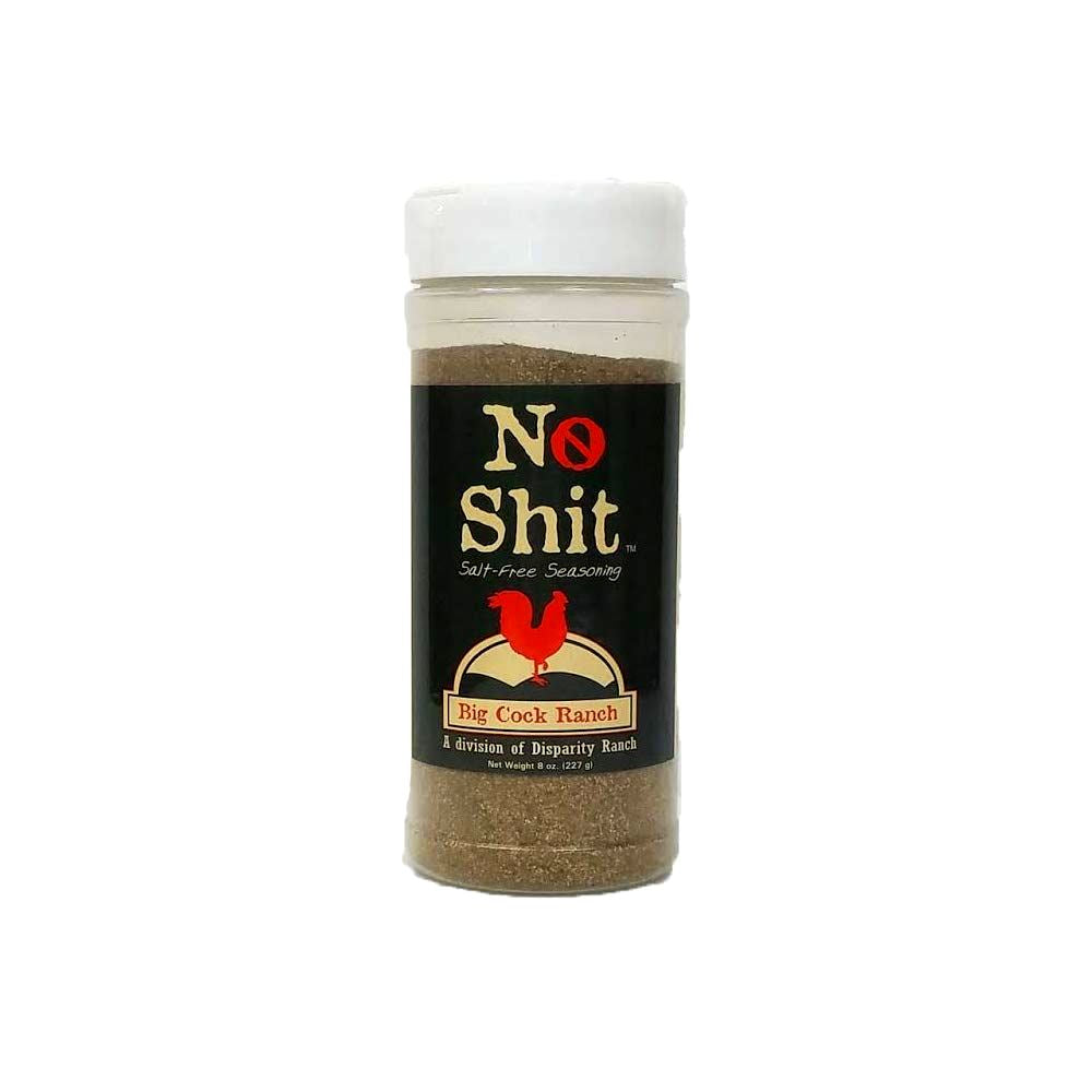 No Shit - Salt Free Seasoning - The Southern Yankee