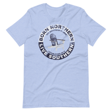 Load image into Gallery viewer, Born Northern Live Southern Classic Vintage Tee - The Southern Yankee