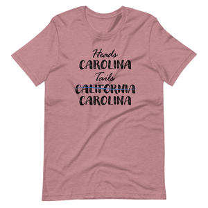 Carolina Either Way Short-Sleeve T-Shirt - The Southern Yankee