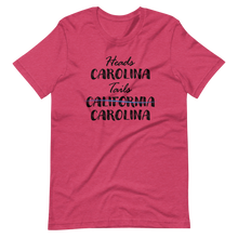 Load image into Gallery viewer, Carolina Either Way Short-Sleeve T-Shirt - The Southern Yankee