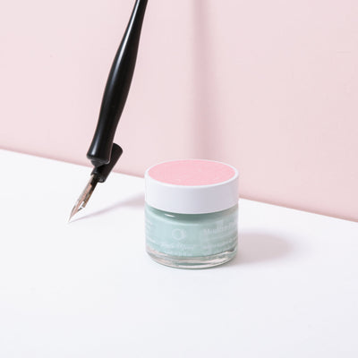 A L'aise - Pale Mint Calligraphy Ink