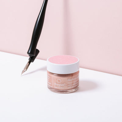 A L'aise - Rose Gold Calligraphy Ink