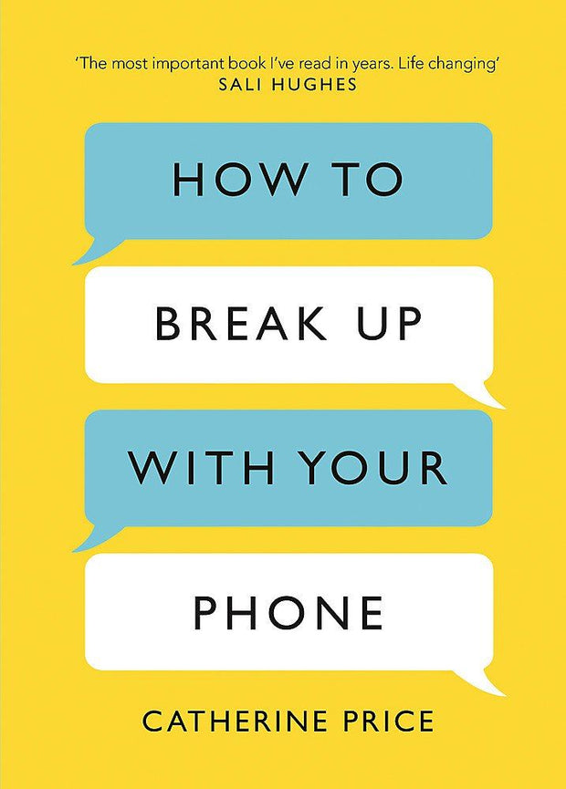 Bookspeed - How to break up with your phone