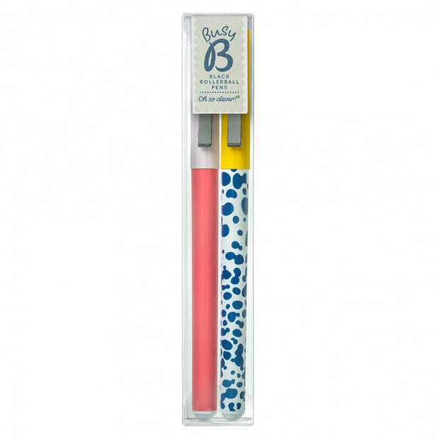 Busy B - Rollerball Pens