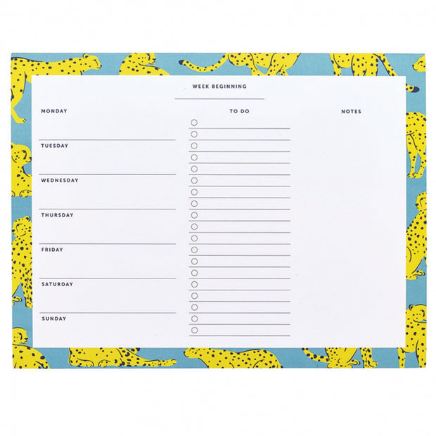 Busy B - Weekly Planner Pad