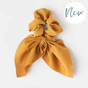 Caroline Gardner - Yellow Bow Hair Tie