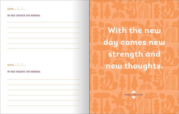 Do One Thing Every Morning To Make Your Day (Journal)