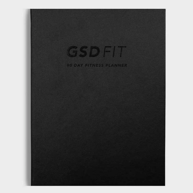 MiGoals - GSD FIT A5 FITNESS JOURNAL