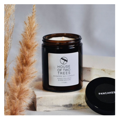 House of Two Trees - Hand Poured Soy Candle 100ml