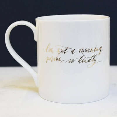 Imogen Owen - I'm not a Morning Person Mug