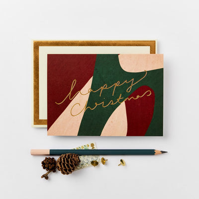 Katie Leamon - Happy Christmas Set of 6 Cards
