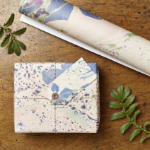 Katie Leamon - Marble Meadow Gift Wrap