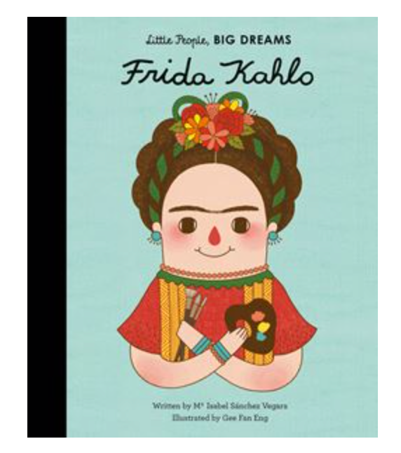 Bookspeed - Little People Big Dreams - Frida Kahlo