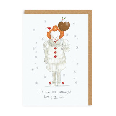 Ohh Deer - It's The Most Wonderful Time Of The Year Greeting Card