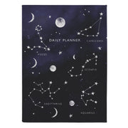 Ohh Deer -  Zodiac Constellation Linen Daily Planner