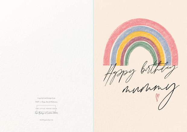 Personalised Greetings Cards by TLPS