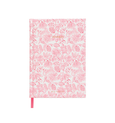 Rifle Paper Co. - Moxie Floral Fabric Journal