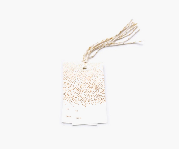 Rifle Paper Co. - Champagne Gift Tags (Set of 10)