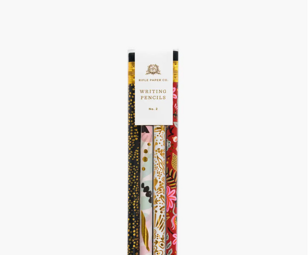 Rifle Paper Co. - Modernist Writing Pencils
