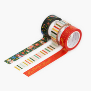 Rifle Paper Co. - Nutcracker Christmas Paper Tape
