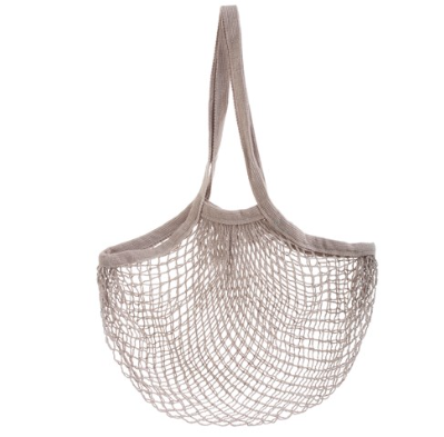 Sass & Belle - Grey String Shopper Bag