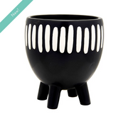 Sass & Belle - Grooved Planter on Legs
