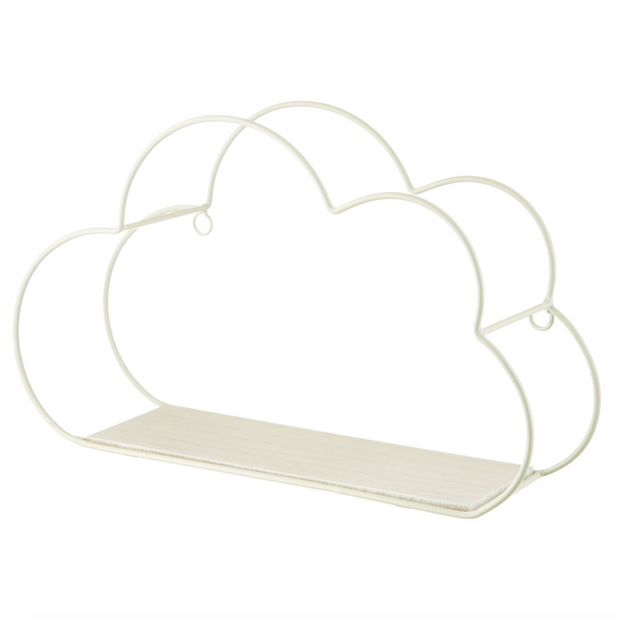 Sass & Belle - White Cloud Shelf
