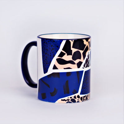 The Completist - Patchwork Mug