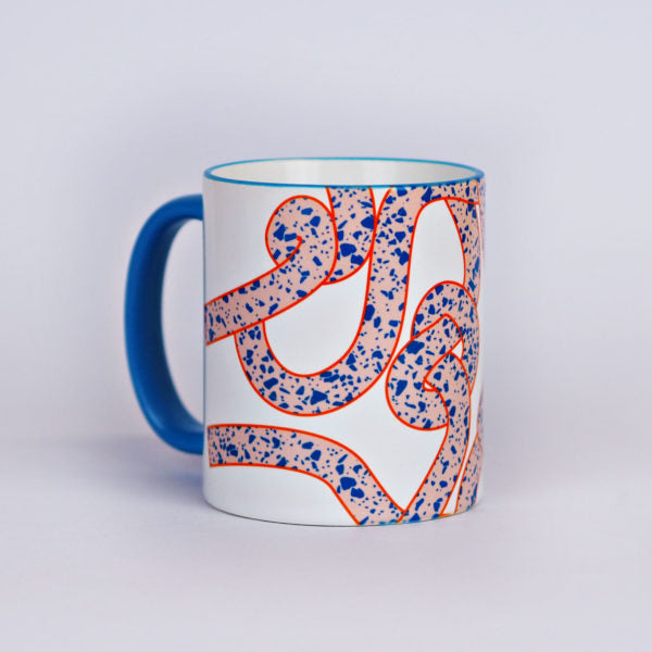 The Completist - Terrazzo Ropes Mug