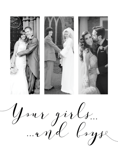 Art Print - Wedding Generations