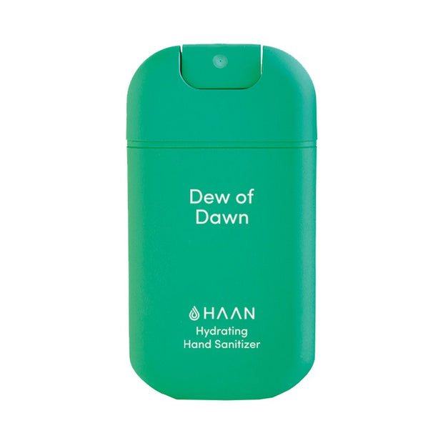 Haan hand sanitizer - Dew of Dawn - 30ml spray bottle.