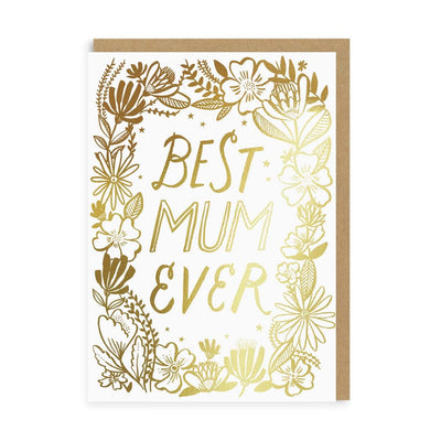 Ohh Deer - 'Best Mum Ever!' Greetings Card