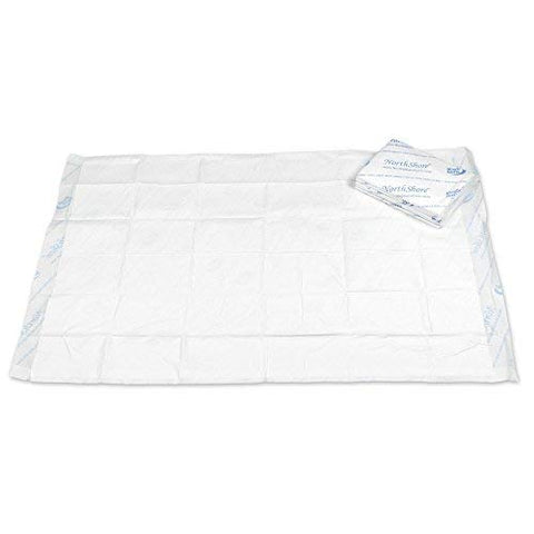Northshore MagicSorb Air, 36 x 52, 104 oz, Extra Long Underpads, 2XL, Case/24 (6/4s)