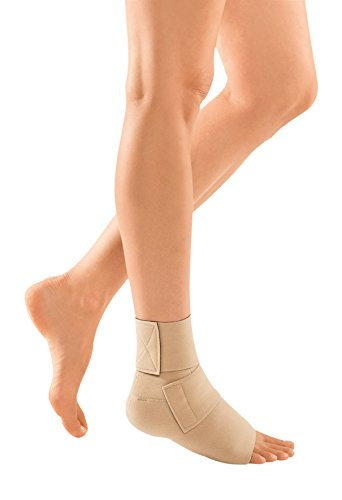 circaid Juxtalite Ankle and Foot Compression Wrap for Added Coverage and Compression