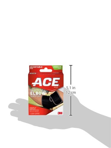 Ace Adjustable Elbow Support, One Size Fits Most