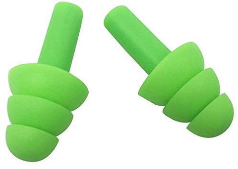 Earplugs (green) Noise Cancelling Ear Plugs