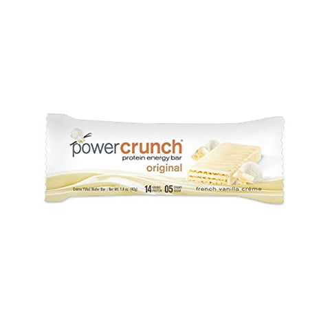 Bionutritional Research Group Power Crunch French Van 12/bx, 12 Count