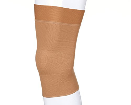 Medi Seamless Knit Knee Support W/Band