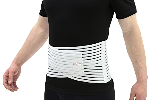 ITA-MED Breathable Elastic Back Support, Extra Large