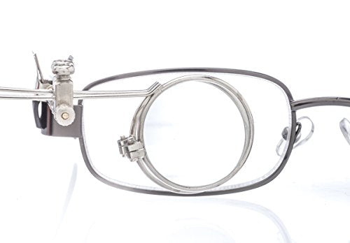 Se 5x Magnification Double Lens Clip On Loopy   Mi128 55