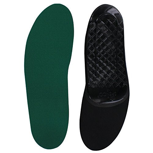 Spenco Rx Orthotic Arch Support Full Length Shoe Insoles, Men's 12-13.5