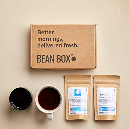 Bean Box - Gourmet Coffee Sampler