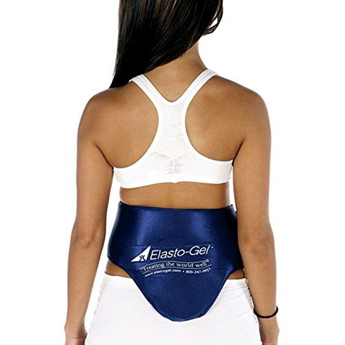 "Southwest Technologies LW203 Elasto-Gel Lumbar Wrap, Waist 36""-52"" Large/XL"