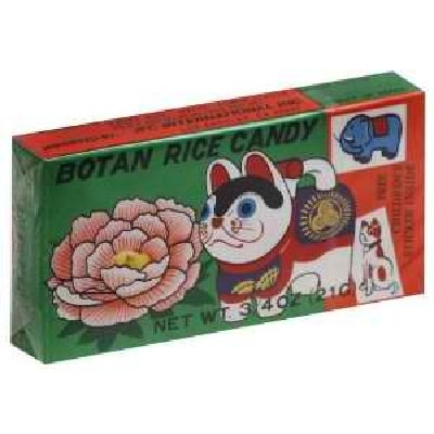 Botan Rice Candy (60x0.75oz)