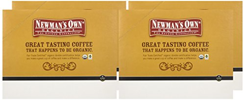 Newman's Own Organics Keurig Single-Serve K-Cup Pods Special Blend Medium Roast Coffee, Fair Trade Certified, 24 Count